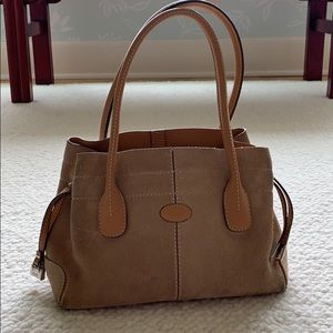 Tods Limited Edition Leather Bag